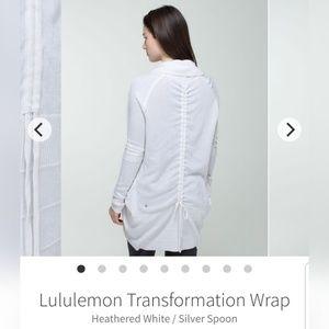 Lululemon Transformation Wrap 4